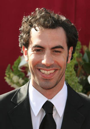 Sacha Baron Cohen Will Return to the Big Screen as Saddam Hussein in 'The Dictator'