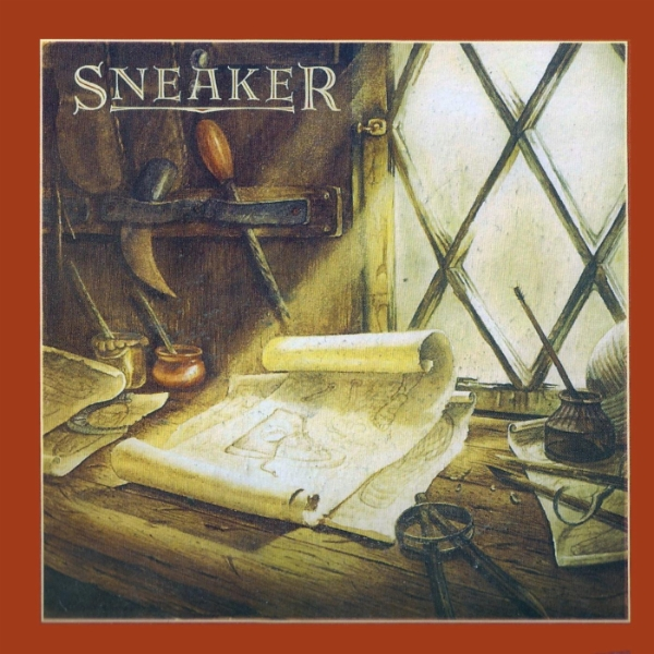 Sneaker's Debut Album Reissued