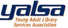 YALSA (Young Adult Library Services Association) logo.