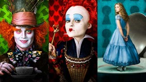 Tim Burton and Ken Ralston Discuss the Difficulties of 'Alice In Wonderland'