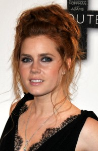 Amy Adams Wins the Role of Lois Lane in Zack Snyder's 'Superman: Man Of Steel'
