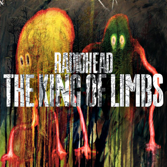Radiohead Releases the Electronic 'The King of Limbs' March 29th, 2011