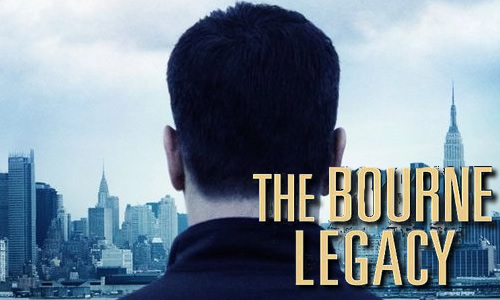 Competition for 'The Bourne Legacy' Heats Up