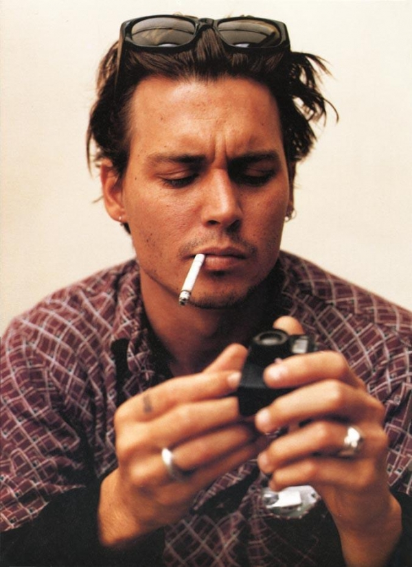 Johnny Depp Stars in 'The Rum Diary'
