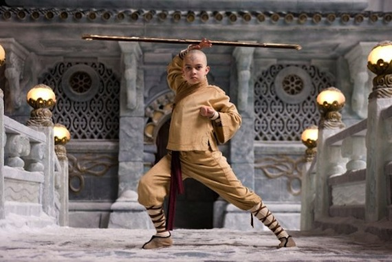 The Last Airbender: Well-Deserved Razzie Winner