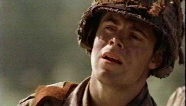 Band of Brothers -  Matthew Leitch as Floyd Talbert