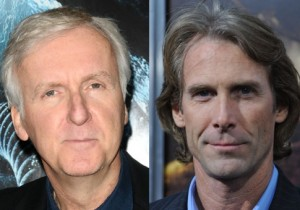 Michael Bay - James Cameron