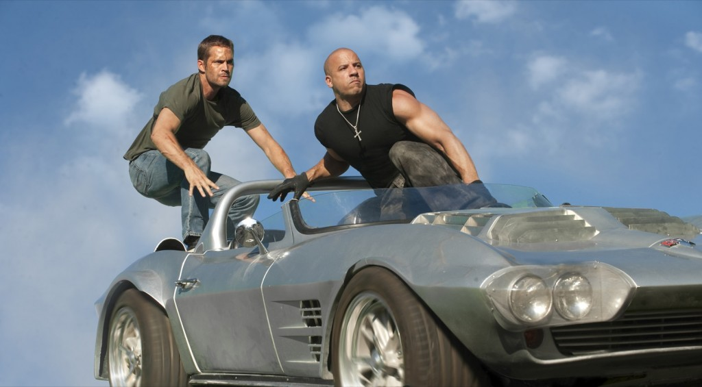 Fast Five - movie
