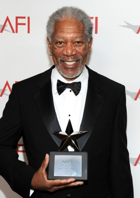 Morgan Freeman at the AFI Awards