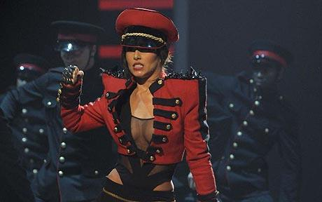 Cheryl Cole Cast In 'Street Fighter: The Musical'