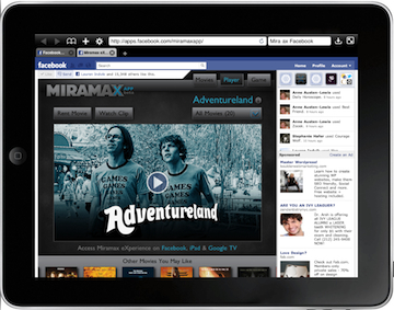 Miramax eXperience on Facebook