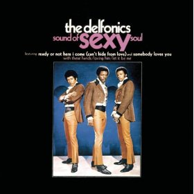 The Delfonics - The Sound of Sexy Soul