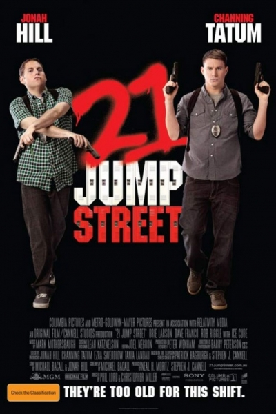 21 Jump Street (2012) - movie - review