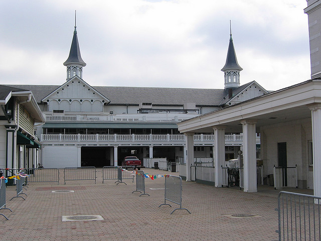 Kentucky Derby - Churchill Downs Stables