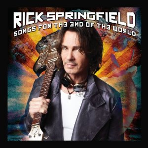 Rick Springfield's 'Songs For the End of the World' is Essential Rock: A Review