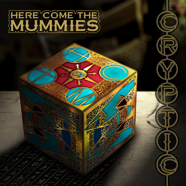 Here Come The Mummies &#8212; &#8216;Cryptic&#8217;: A Review