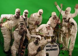 Here Come the Mummies: Big Bang for the Buck in Small Venues