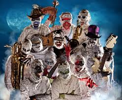 Here Come The Mummies Are Giving Away ALL Their Songs On Official Site