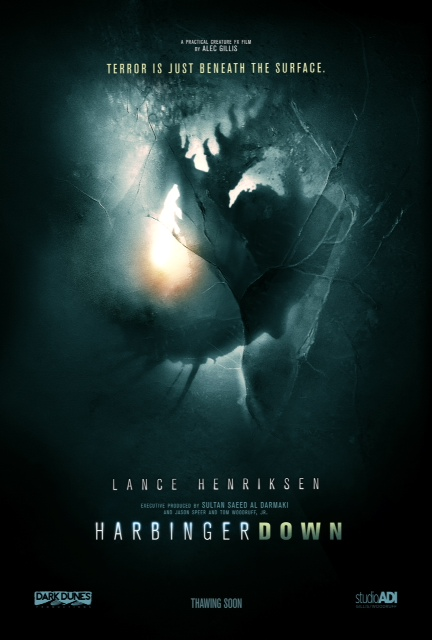 Harbinger Down - movie poster