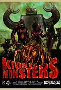 KIDS VS MONSTERS - movie